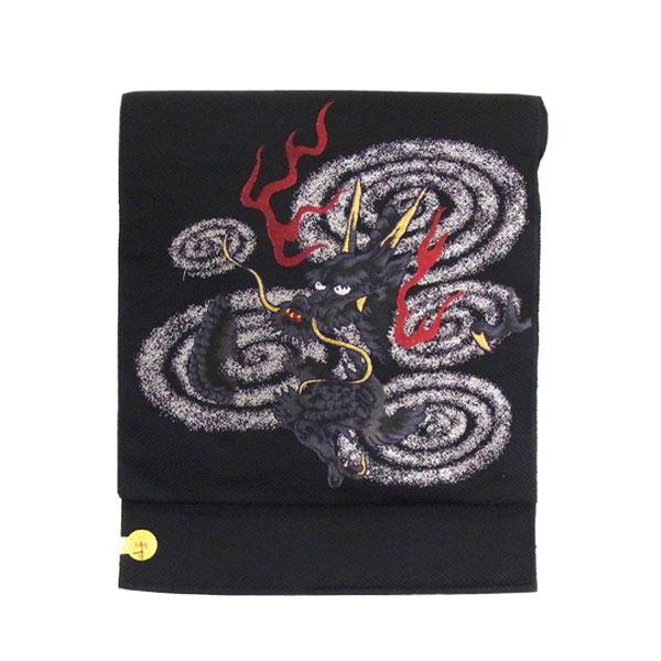 「龍神」西陣織名古屋帯